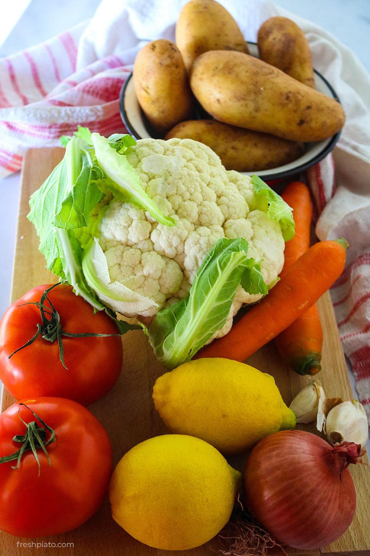 Cauliflower-recipe-ingredients