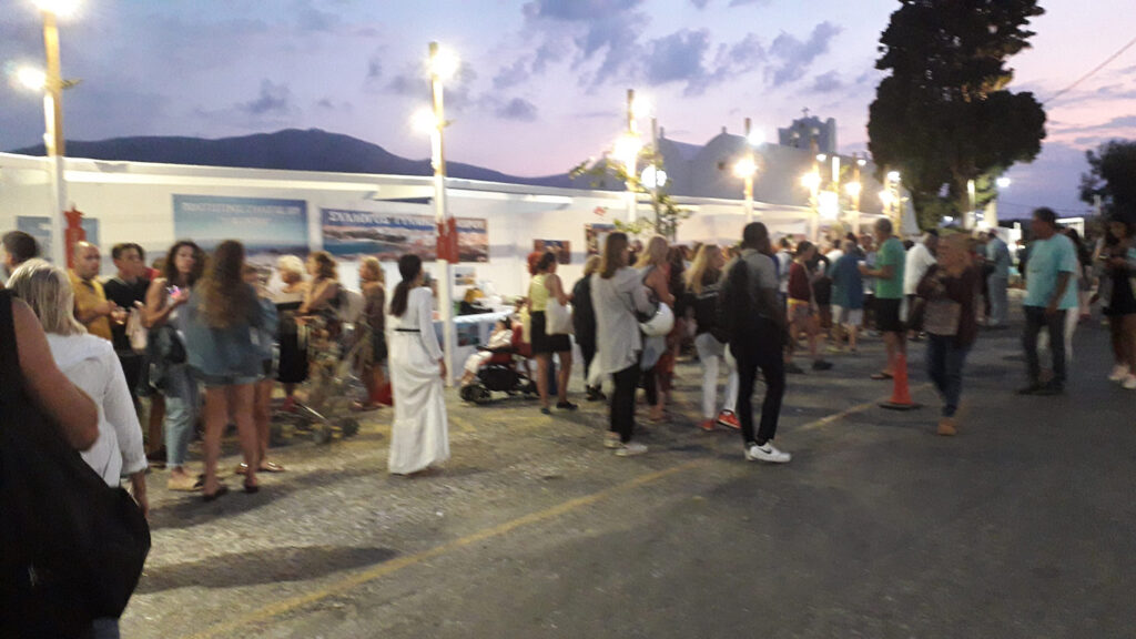 Cycladic gastronomy festival