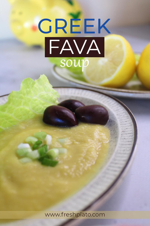 Greek Fava