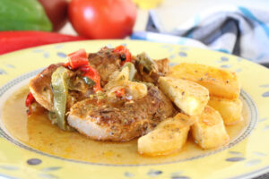 Exohiko Greek traditional recipe