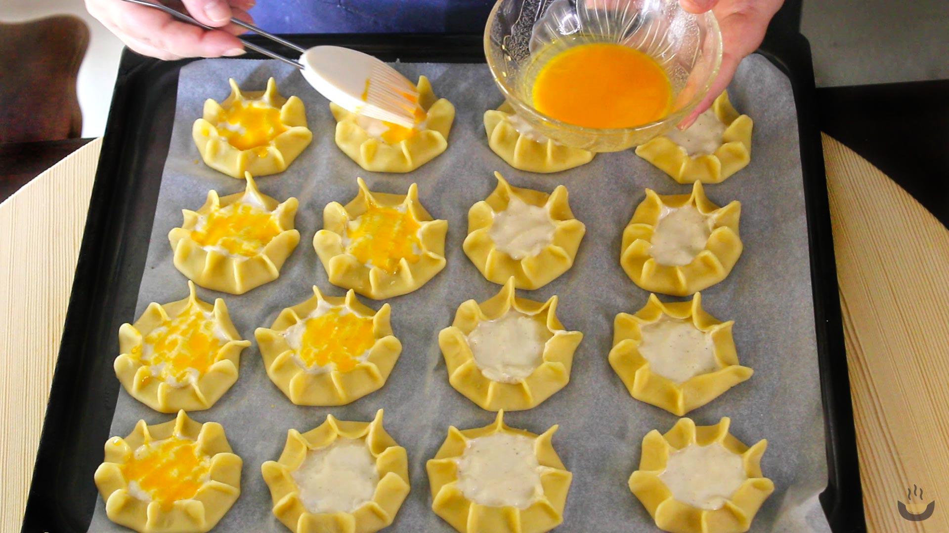 Kalitsounia baking6