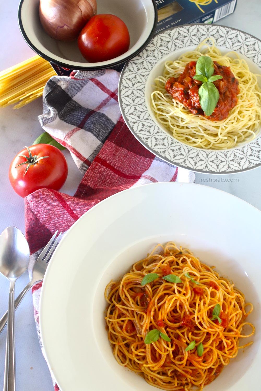 pasta tomato basil2