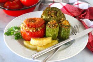 Yemista or Gemista recipe