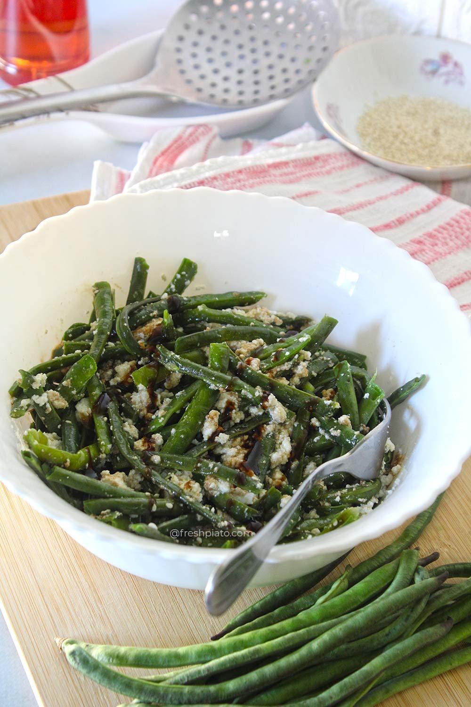 Snake bean salad1
