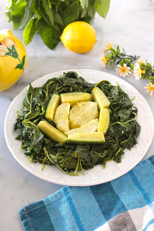 Συνταγή για Βλίτα σαλάτα